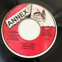 CAPLETON / I LOVE THEM