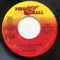 SUGAR ROY / DANCE NICE AGAIN