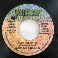 MARK ICE & DILLGIN / CAN'T STOP US