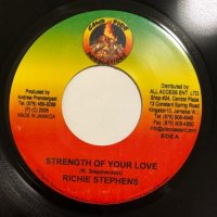 RICHIE STEPHENS / STRENGTH OF YOUR LOVE