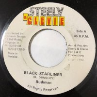 BUSHMAN / BLACK STARLINER
