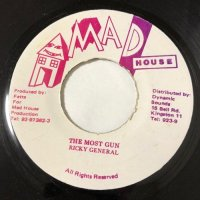 RICKY GENERAL / THE MOST GUN