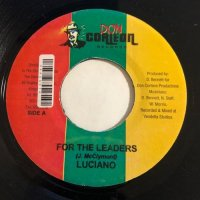LUCIANO / FOR THE LEADERS