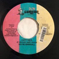 WAYNE MARSHALL / HAPPY DAYS