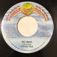COCOA TEA / NO WAR