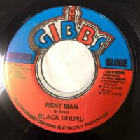 BLACK UHURU / RENT MAN