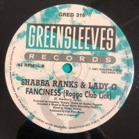 SHABBA RANKS & LADY G / FANCINESS
