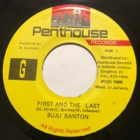 BUJU BANTON / FIRST AND THE LAST