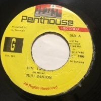 BUJU BANTON / HIM TAKE OFF - GONE A LEAD