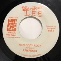 PAMPIDOO / MEW BODY ROCK - ANDY WILLIAMS / WAH THEM A DO