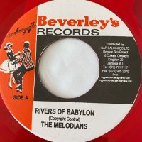 MELODIANS / RIVERS OF BABYLON - SWEET SENSATION