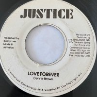 DENNIS BROWN / LOVE FOREVER
