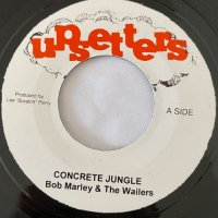 BOB MARLEY / CONCRETE JUNGLE