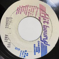 HORACE ANDY / GIRL I LOVE YOU