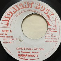 SUGAR MINOTT / DANCEHALL WE DEH