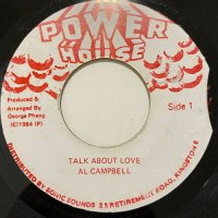 AL CAMPBELL / TALK ABOUT LOVE