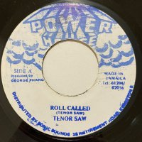 TENOR SAW / ROLL CALLED
