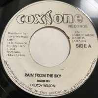 DELROY WILSON / RAIN FROM THE SKY - HOW CAN I LOVE SOMEONE