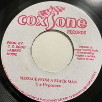 HEPTONES / MESSAGE FROM A BLACK MAN - YOU TURNED AWAY