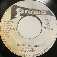 ERROL DUNKLEY / BLACK CINDERELLA