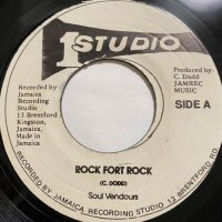SOUL VENDORS  / ROCK FORT ROCK - KING STITT / BE A MAN