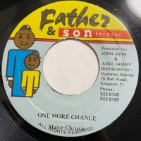 MAJOR CHRISTIE / ONE MORE CHANCE