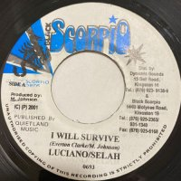 LUCIANO & SELAH / I WILL SURVIVE