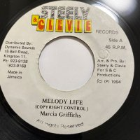 MARCIA GRIFFITHS / MELODY LIFE