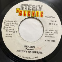 JOHNNY OSBOURNE / REASON