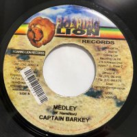 CAPTAIN BARKEY / MEDLEY