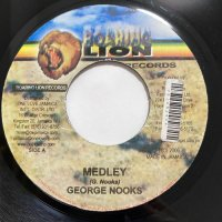 GEORGE NOOKS / MEDLEY - MILITARY MAN / MEDLEY
