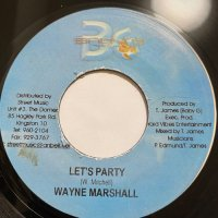 WAYNE MARSHALL / LET'S PARTY