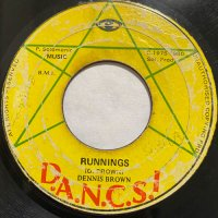 DENNIS BROWN / RUNNINGS