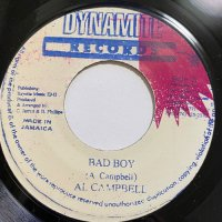 AL CAMPBELL / BAD BOY