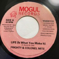 GRIGHTY & COLONEL MITE / LIFE