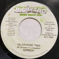 KIP RICH / TELEPHONE TING - KY-ENIE / DON'T WANNA BE ALONE