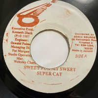 SUPER CAT / SWEET FOR MY SWEET