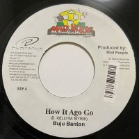 BUJU BANTON / HO IT AGO GO