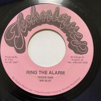 TENOR SAW / RING THE ALARM