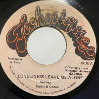 SANCHEZ / LONELINESS LEAVE ME ALONE