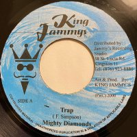 MIGHTY DIAMONDS / TRAP