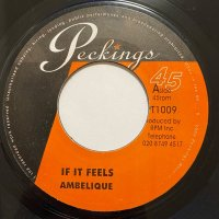 AMBELIQUE / IF IT FEELS - KUSHI / JAH IS THERE