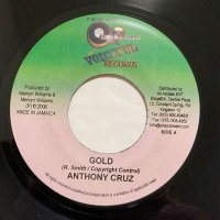 ANTHONY CRUZ / GOLD - MITCH / OUT OF CONTROL