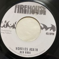 ANTHONY REDROSE / WORRIES AGAIN