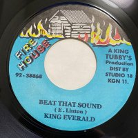 KING EVERALD / BEAT THAT SOUND