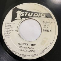 HORACE ANDY / SLACKY TIDY