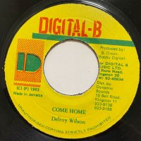 DELROY WILSON / COME HOME