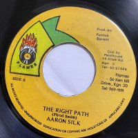 AARON SILK / THE RIGHT PATH