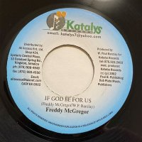 FREDDIE McGREGOR / IF GOD BE FOR US