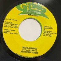 ANTHONY CRUZ / MARI-WANA - CEZAR / KNOCKING AT YOUR DOOR